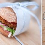 Burger vegan a la BurgerKing