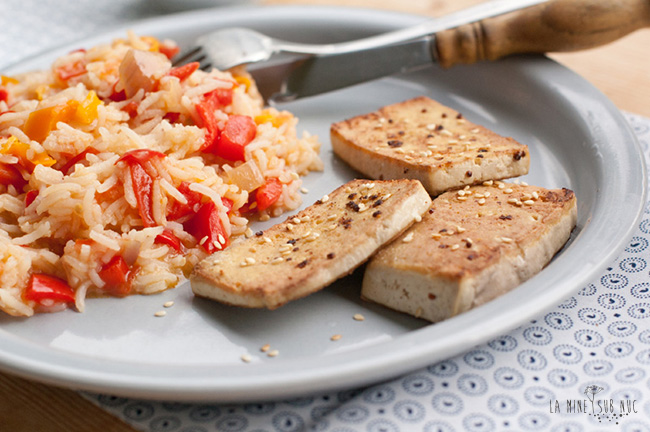 pilaf-cu-legume-si-tofu-prajit