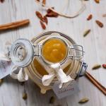 Chutney dulce de mango (incercare)