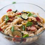 Salata de paste cu dovlecei