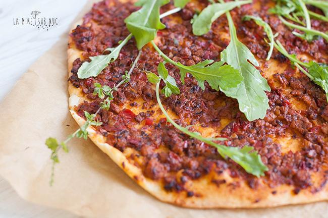lahmacun pizza vegana retete turcesti idei mancare de post