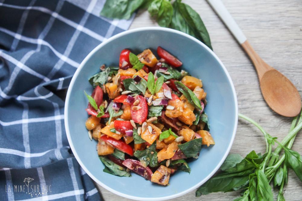 salata de bostan mancare vegana