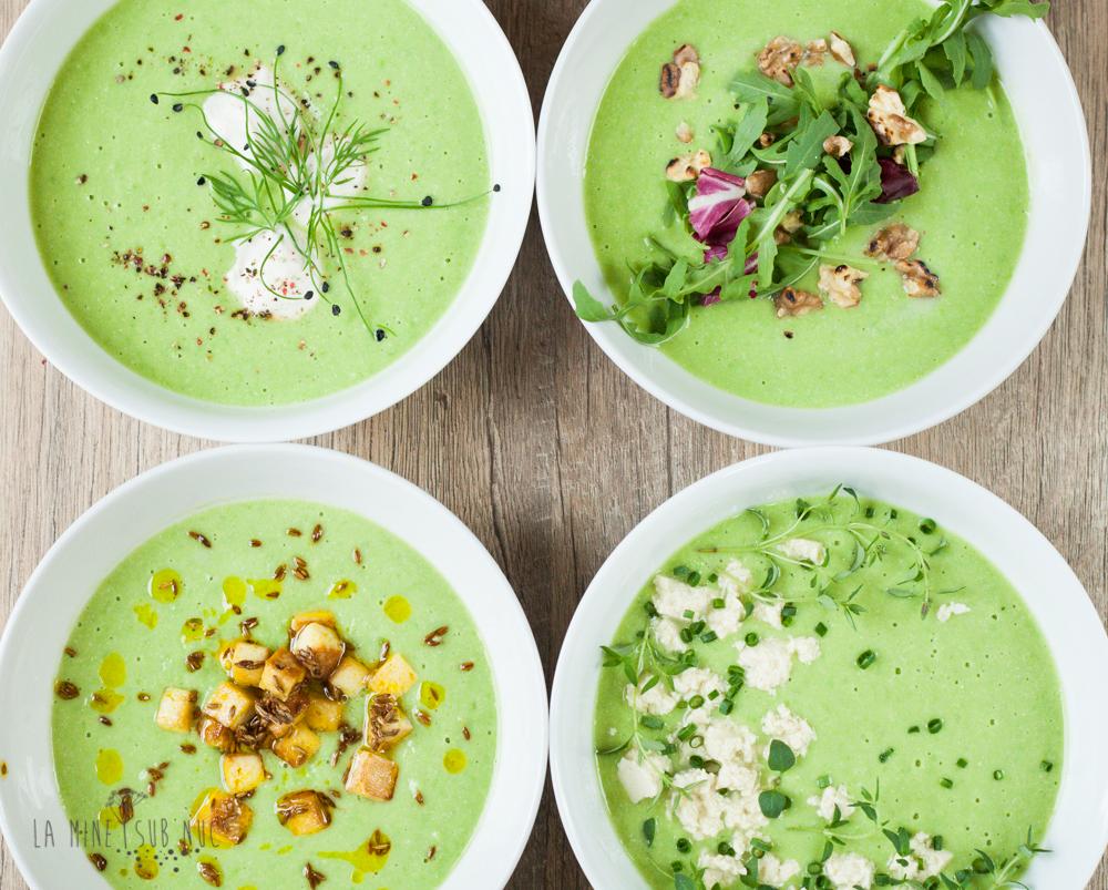 supa crema de mazare #vegan