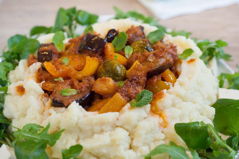 legume pachistaneze cu ghimbir si usturoi vegan