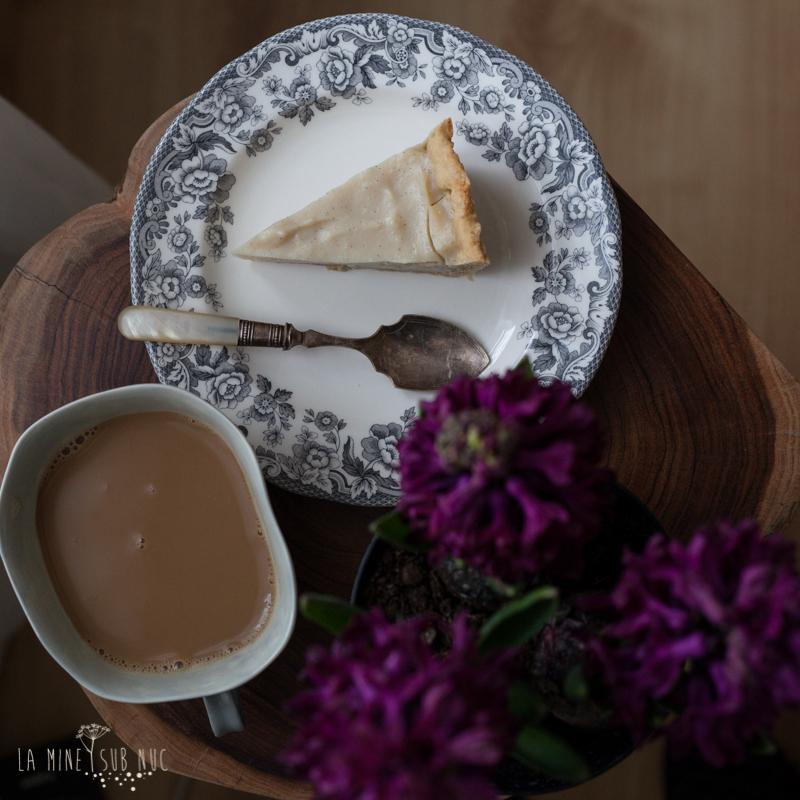 pasca vegana cu iaurt tarta vegana cu iaurt