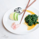 Spanac minimalist in stil japonez