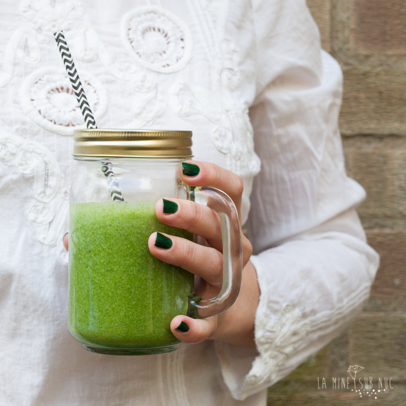 smoothie verde vegan smoothie cu banane mar spanac