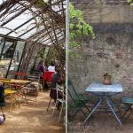 Pictorial: cafenea in sere
