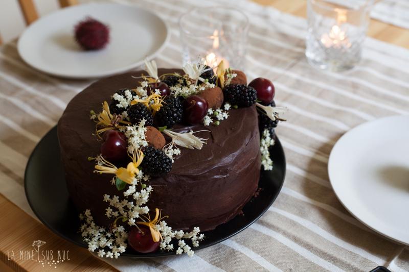 reteta tort vegan de ciocolata