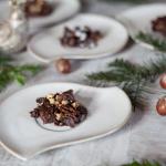 Prajiturele crocante cu ciocolata (vegan)