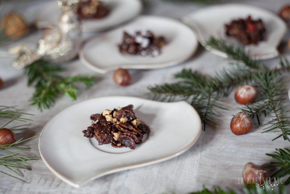 desert vegan cu nuca ciocolata si fulgi de porumb