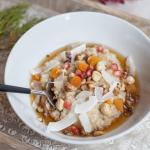 Porridge – mic dejun englezesc (vegan)