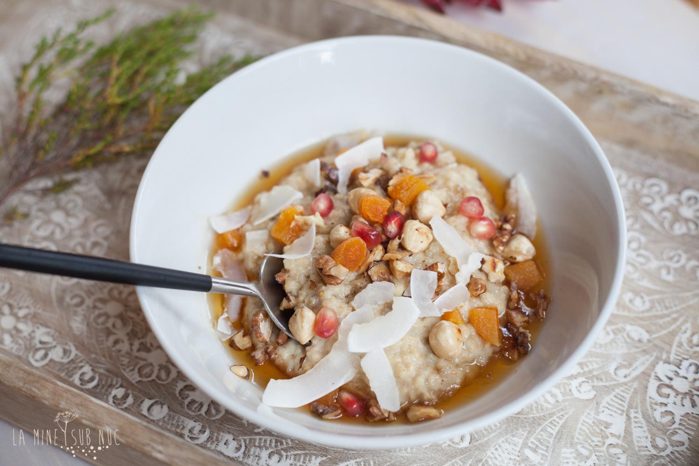 porridge vegan mic dejun englezesc