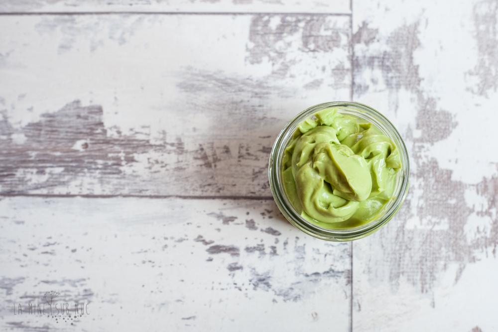 maioneza vegana din avocado reteta