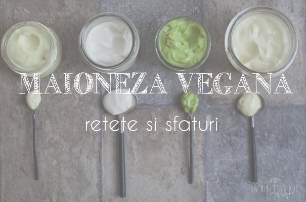 maioneza vegana